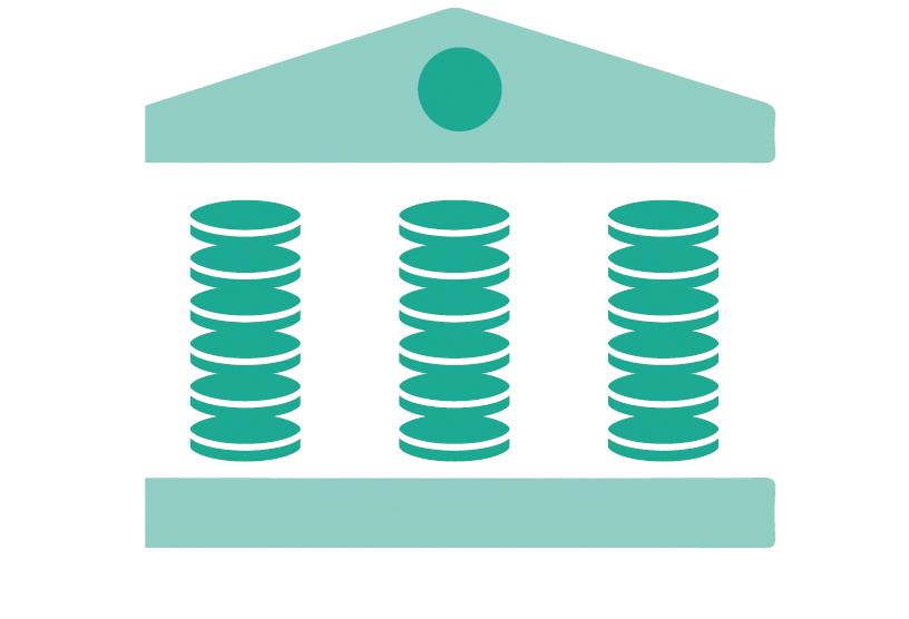 x-markets: Bank